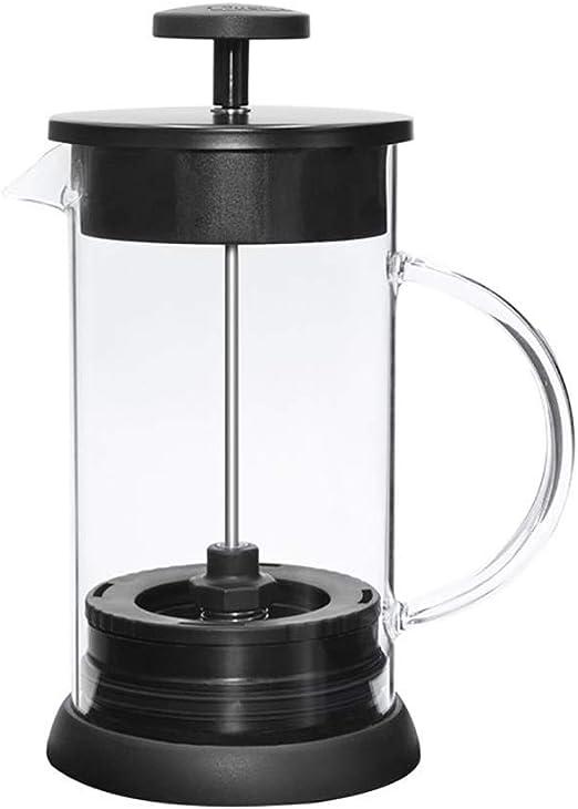 Cafeteras de émbolo Prensa Cafetera Tetera calor té Resistente ...