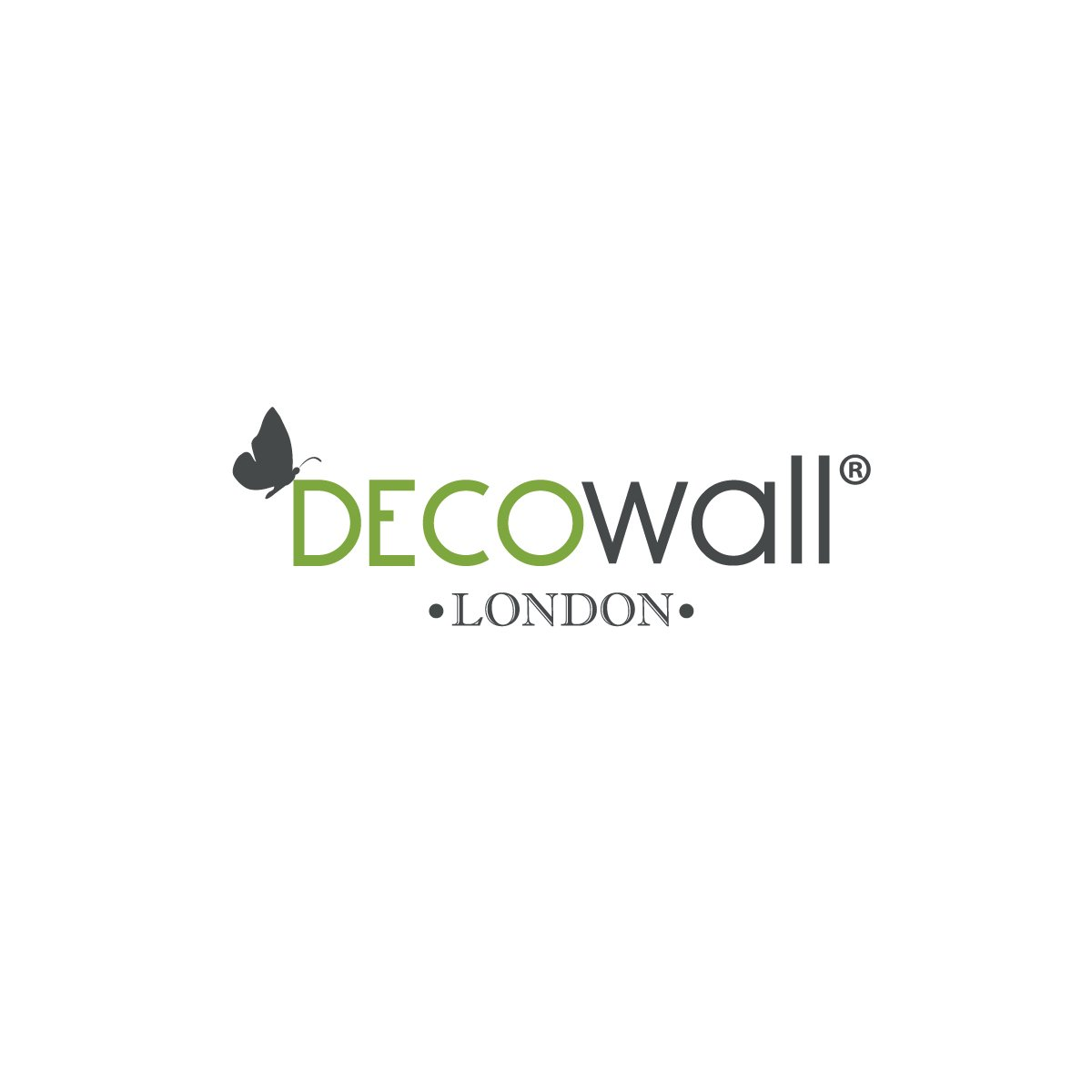 DECOWALL DW-1403 Field of Animals Peel and Stick Nursery Kids Wall Decals Stickers