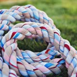 75 Foot Tug of War Rope 1.5'' Thick
