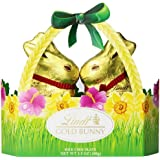 Lindt GOLD BUNNY Basket 3.5 Ounce