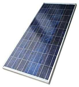 Amazon Com 80 Watt 12 Volt Solar Panel From Solar