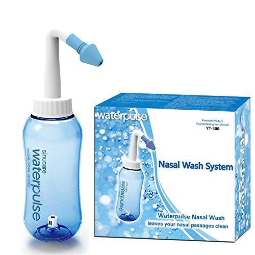 16 opinioni per Orang Nasal Irrigation Nose Cleaner 300ml con 2 punte intercambiabili, funziona