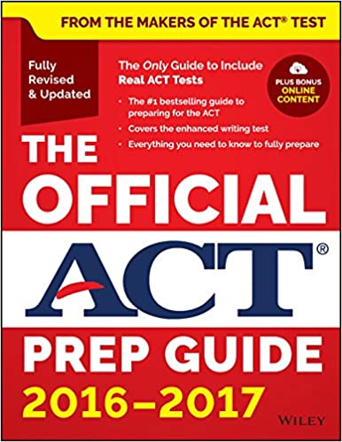 The Official ACT Prep Guide 2016