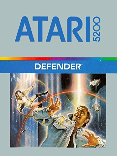 Defender by Atari (Image #1)
