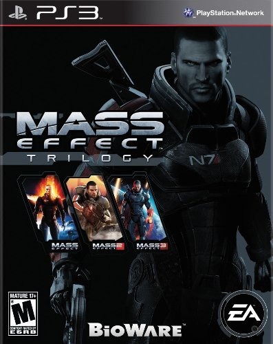 (Mass Effect Trilogy - Playstation 3)