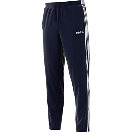 adidas herren essentials 3 streifen tapered trainingshose