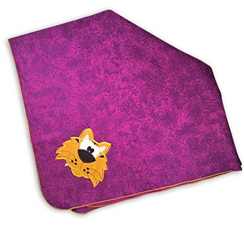 Gift For Baby LSU Tigers Nursery Bundle by Mimis Favorite (Image #1)