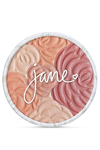 Powder Shimmering Jane - Jane Cosmetics Multi-Colored Powder, Illuminating, 0.35 Ounce