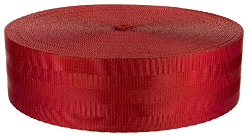 Christmas Polyester Heavy Webbing Closeout