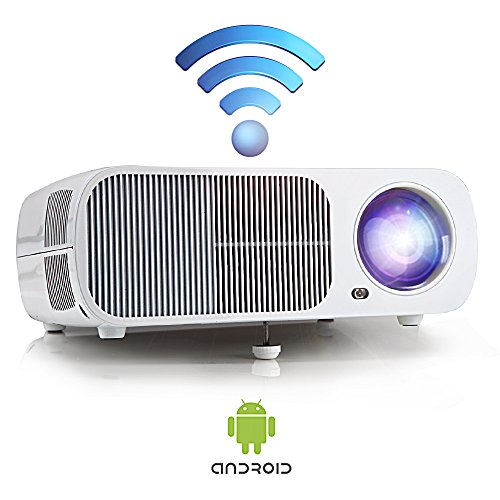 Upgraded Wireless Portable Projector Function product image