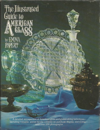 The illustrated guide to American glass by Emma Papert - Hawthorn Shopping Mall