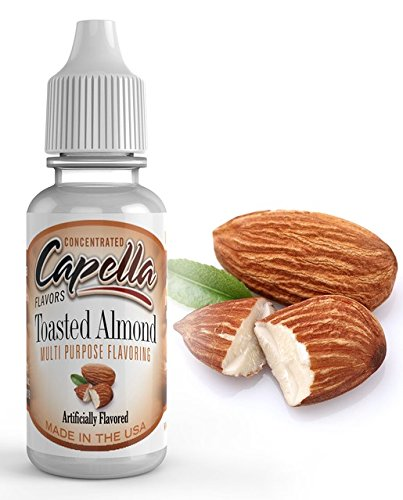 Capella Flavor Drops Toasted Almond Concentrate 13ml