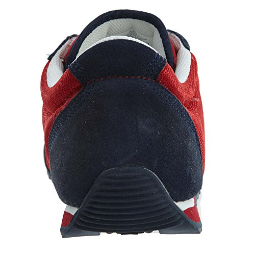 Converse Mesh Turner Ox Big Kids Style Sneaker: 1q467 Rood / Blauw / Wit