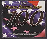 100 Favorite Patriotic Songs