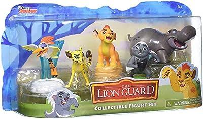 Disney Lion Guard Figures (5 Pack)