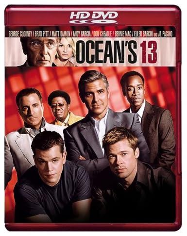 Ocean S Thirteen Blu Ray Uk Import Dvd Blu Ray