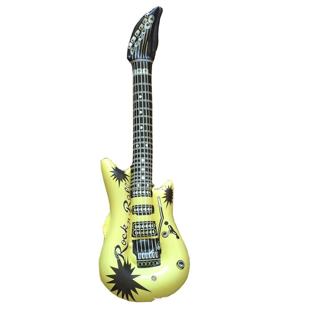 Aofocy - Guitarra Hinchable (1 x 106 cm): Amazon.es: Hogar