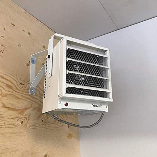 Amazon.com: NewAir G73 Hardwired Electric Garage Heater, Heats up to 500  square feet: Home & KitchenAmazon.com