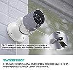 Panamalar-Outdoor-Kamera-WLAN-1080P-Aussen-berwachungskamera-Wasserdicht-untersttzt-Sprachsteuerung-mit-AlexaBewegungserkennung-2-Weg-AudioNachtsichtWiFi-Auenkamera-steuren-von-Handy-App