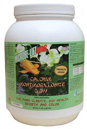 Microbe Lift 4-Pound Pond Calicium Montmorillonite Clay MLKKB4