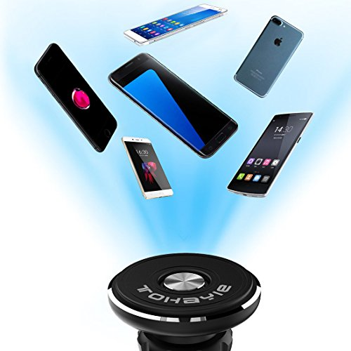 Car Dash Mounting Kits Magnetic Dashboard Cell Phone Car Mount Holder,System with Scientific Information Jupiter,can be Adjusted 360 Degrees to Rotate,Phone Holder Compatible All Smartphones
