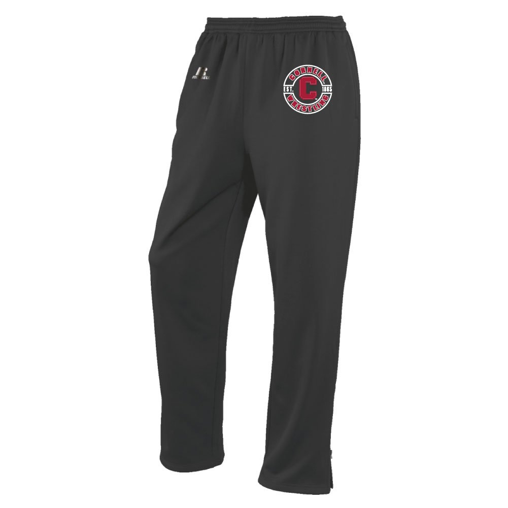 Russell Cornell Wrestling Tech Fleece Sweatpant (XX-Large, Graphite)