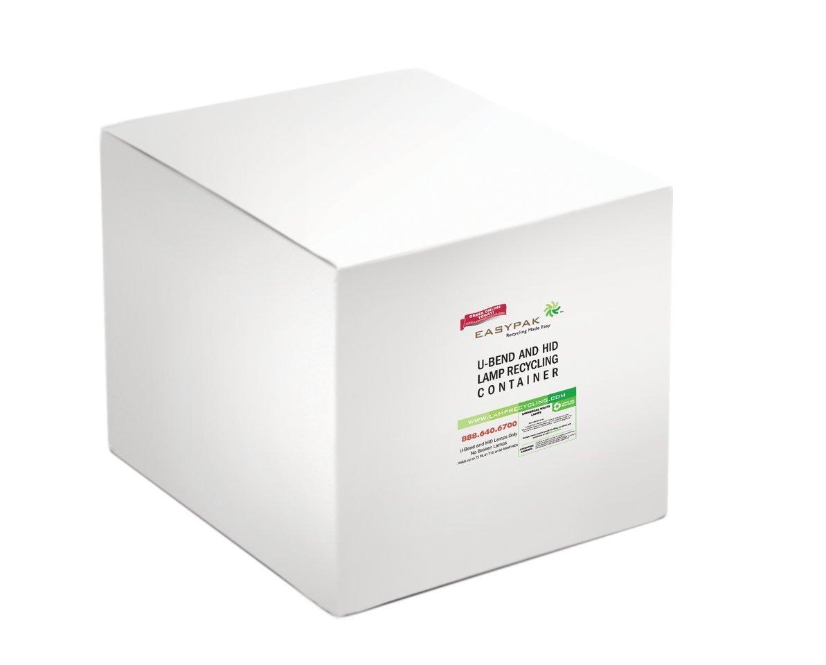 EasyPak U-Bend & HID Lamp Recycling Box