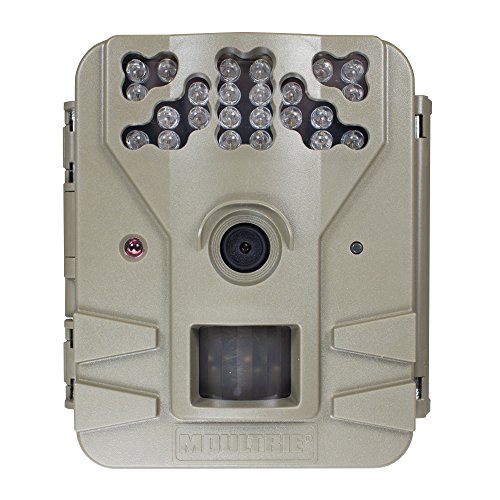 Moultrie Game Spy 2 Plus Game Camera (2017) | 9 MP | 1.0 s Trigger Speed | 50 Feet Flash | 50 Feet Detection by Moultrie