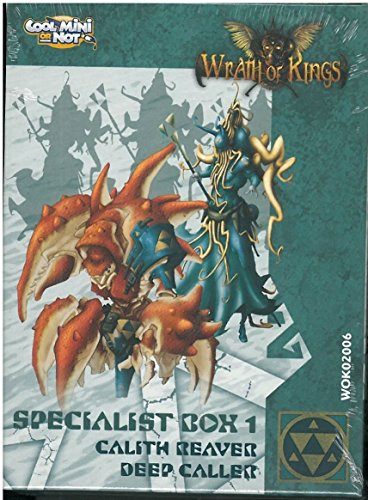 WoK: Hadross Rank 1 Specialist Box WOK02006 from Cool Mini or Not