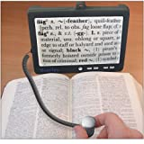 S-7-Color Compact Electronic Magnifier-5x-9x