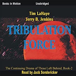 Tribulation Force Audiobook