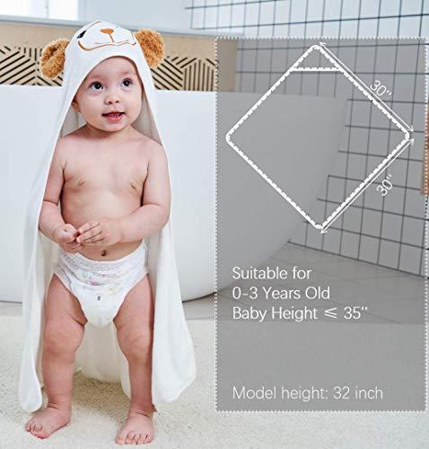 Luxurious Bamboo Baby Towel