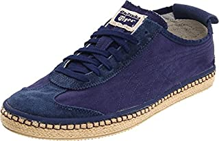 ASICS Mens Casual Shoes MEXICO 66 ESPADRILLE Navy SZ 13