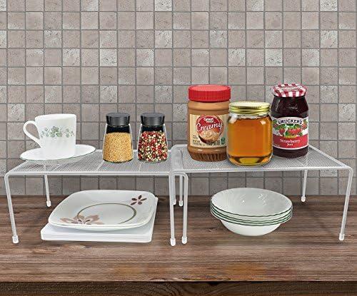 Sorbus® - Organizador de Armario de Cocina (Extensible de Acero ...