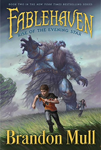 Rise of the Evening Star (Fablehaven, Book 2) [Brandon Mull] (Tapa Blanda)