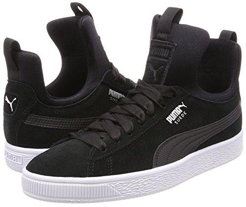 Puma Fierce Nero Donna W Sneakers Suede Per Scarpe 8wxrH8Bq