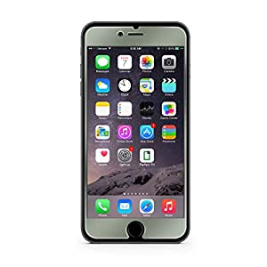 PerfectFit GlassShield Case for Apple iPhone 6 Plus - Retail Packaging - Platinum Gray