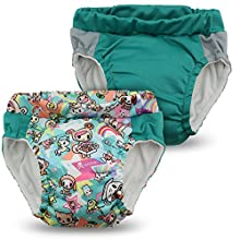 Kanga Care Lil Learnerz Toilet Training Pants, Tokisweet & Peacock, Medium