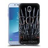 Official HBO Game of Thrones Aftermath Season 8 Key Art Soft Gel Case Compatible for Samsung Galaxy J7 2017 / Pro
