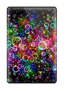 For Ipad Case, High Quality Colorful Bubbles For Ipad Mini/mini 2 Cover Cases
