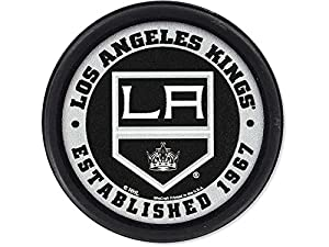NHL Los Angeles Kings Packaged Hockey Puck