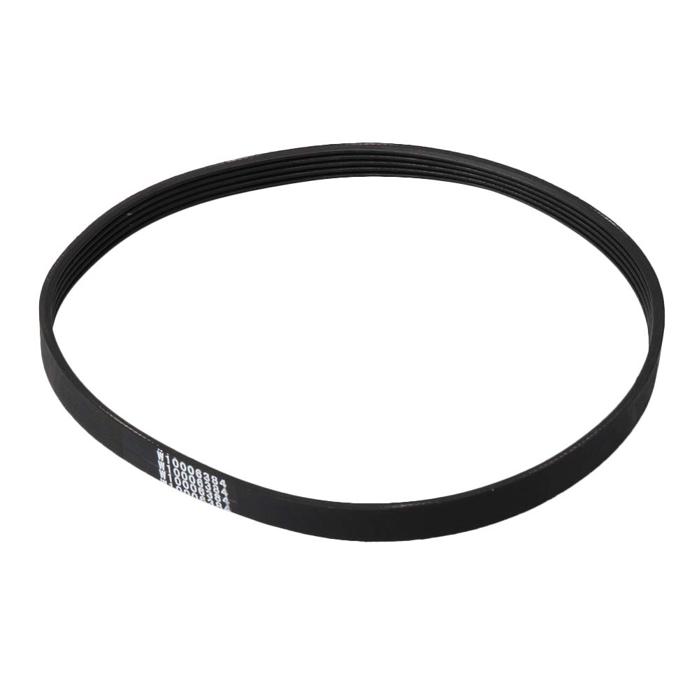 Yibuy Washer Belt Washing Machine partial Replacement Following Part W10006384
