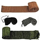 Tourbon Hunting 53 Inch Gun Sock Rifle Barrel Cover Shotgun Sack (Pack of 4 Pieces)
