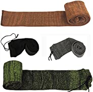 Tourbon Hunting 53 Inch Gun Sock Rifle Barrel Cover Shotgun Sack (Pack of 4 Pieces)