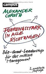 Führungsstark in alle Richtungen: 360-Grad-Leadership für das mittlere Management
