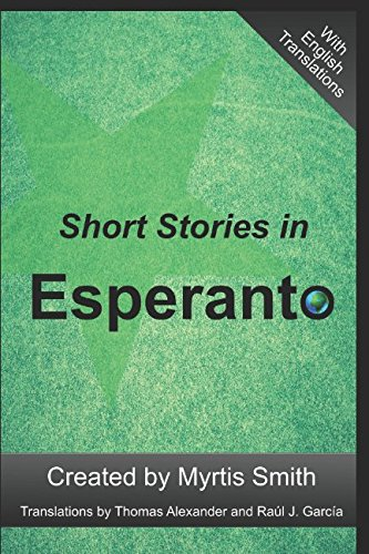 Short Stories in Esperanto by Independently published