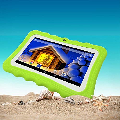 Yancosmos Kids Edition Tablet, 7' HD Display, 16 GB,7 inch Kids Tablet Kid-Proof Case
