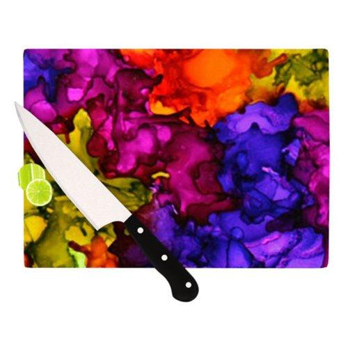 kess-inhouse-claire-day-chica-artists-cutting-board-115-by-1575-inch