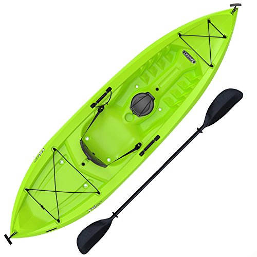 Lifetime 10 Ft Sit-On-Top Tioga 120 Kayak - Lime Green