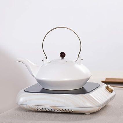Estufa de cerámica eléctrica Tetera de té Cocina de ...